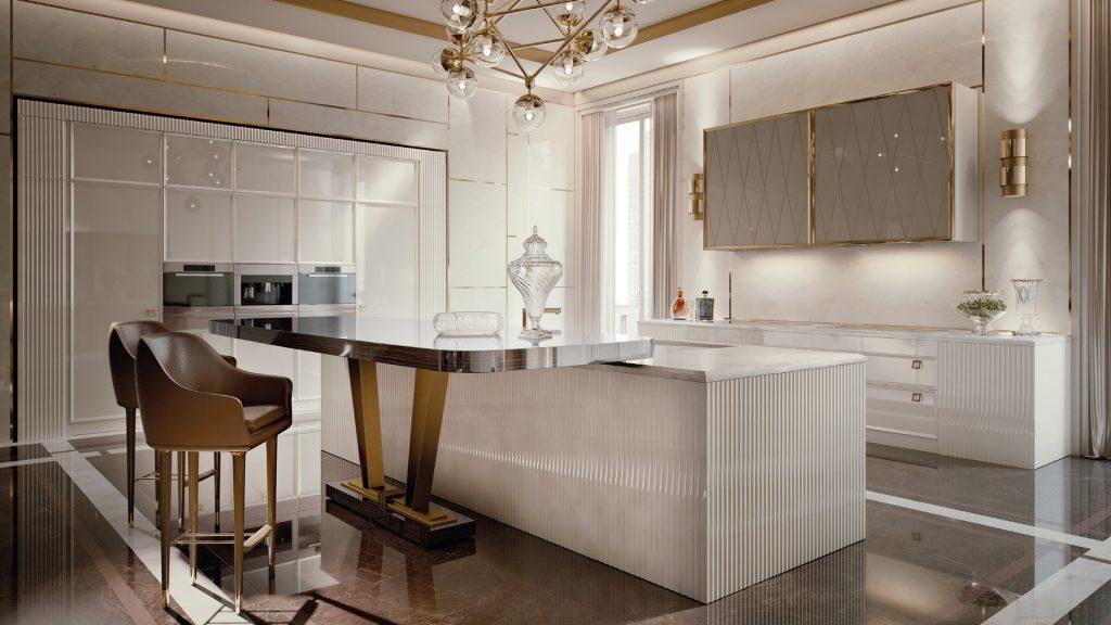 7 benefits of a custom kitchen italian art interior 647 351 9393 - Cuisine deco design ...